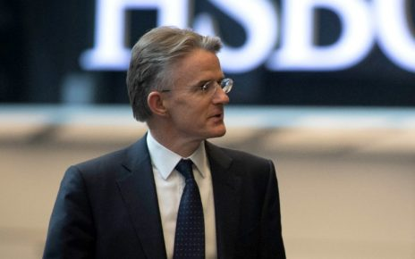 HSBC boss in shock exit as bank warns of 'challenging' times/newsheadline247.com