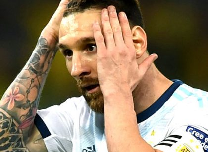 Messi banned! Fined $50,000 for comments against CONMEBOL/newsheadline247.com