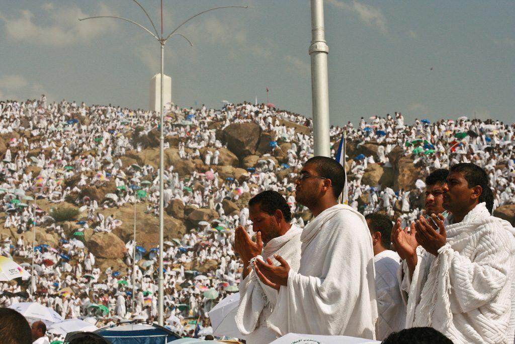 Arafat: Saudi introduces electronic system to stone 'shaitan'