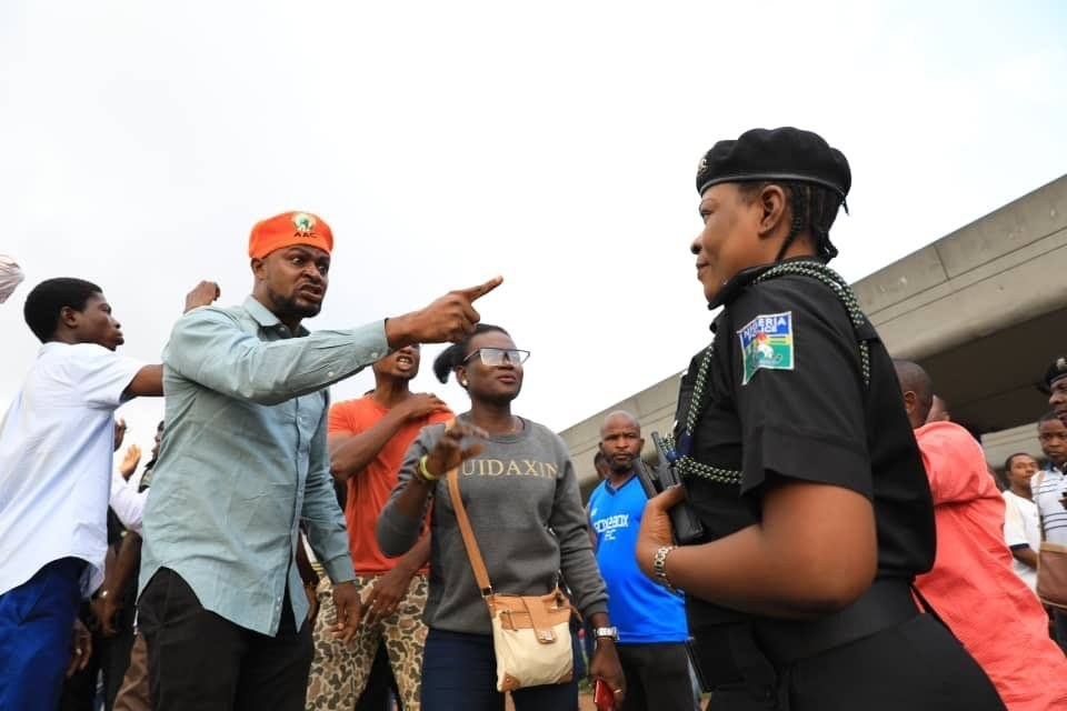#RevolutionNow: SERAP writes UN, raises concern over suppression of freedom of expression