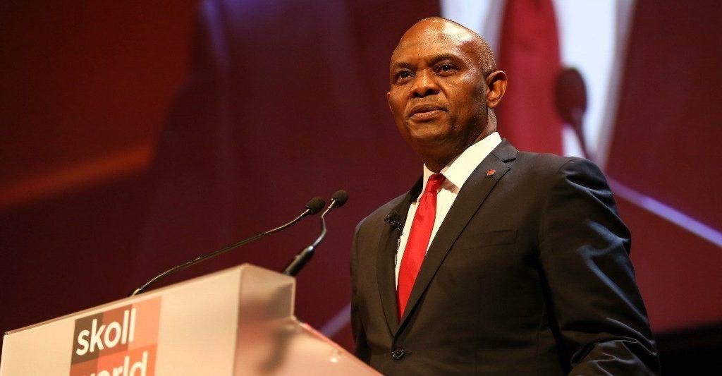 "Africa: Elumelu Challenges Japan – ""Partner with us in Empowering African Entrepreneurs"""