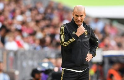 Zidane's second coming begins as judgement day for Real Madrid beckons/newsheadline247.com