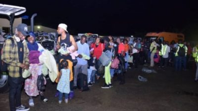 Second batch of 314 Nigerians arrive from South Africa/newsheadline247