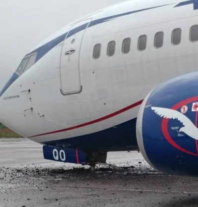 Aviation Expert Say Human Errors Cause Of Air Peace Crashes, Not Tyres!