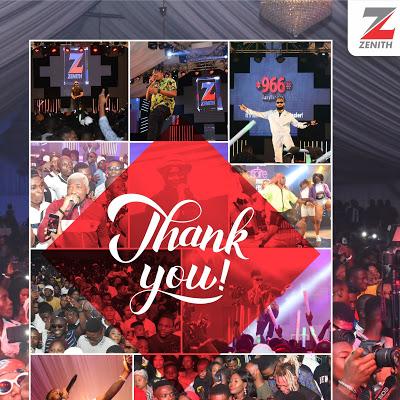 top Nigerian artistes thrill fans at Zenith Bank Aspire Music Festival /newsheadline247