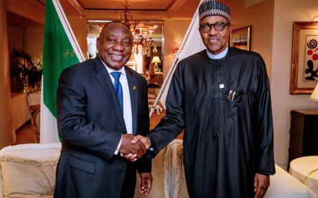 Xenophobia: What Buhari's Special Envoy to S' Africa told president Ramaphosa/newsheadline247