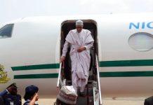 TICAD7: Buhari returns from Japan/newsheadline247