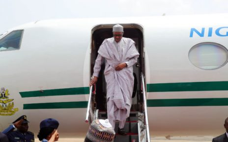 TICAD7: Buhari returns from Japan/newsheadline247