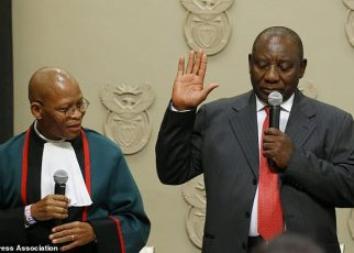Xenephobia: Ramaphosa re-assures of Pan-African unity, sends special envoys to Nigeria, others/newsheadline247
