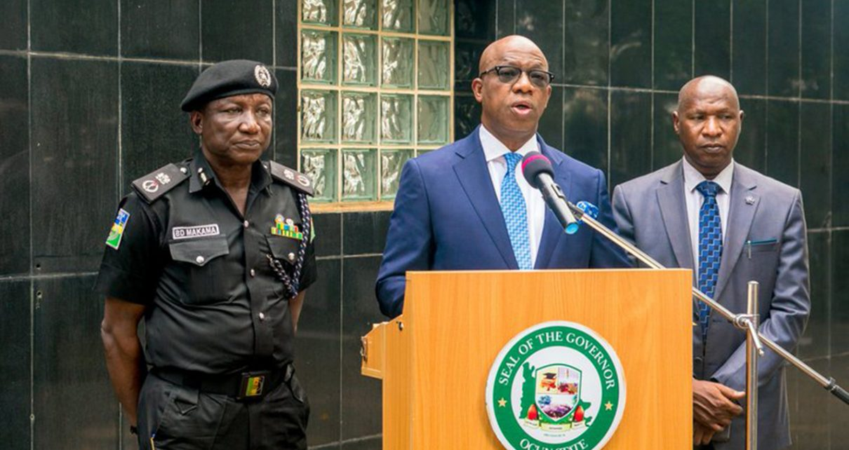 Ogun: Gov. Abiodun insists education remains free – 'we've not authorised payment of any charge'/newsheadline247