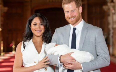 Prince Harry, Meghan begin tour of Africa/newsheadline247.com