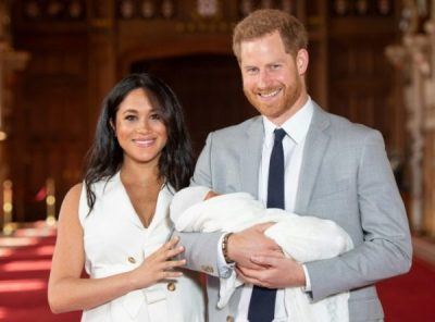 Prince Harry, Meghan begin tour of Africa