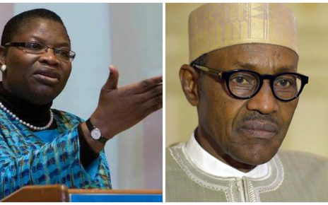 Buhari government out with frustrated strategy to denigrate me for attending WEF in SA: Ezekwesili/newsheadline247