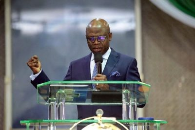 Lagos Flood: People are praising one who stole from them – Bakare attacks 'Bourdillon'