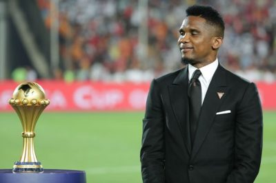Ex-Cameroon striker Samuel Eto'o retires from football at 38/newsheadline247