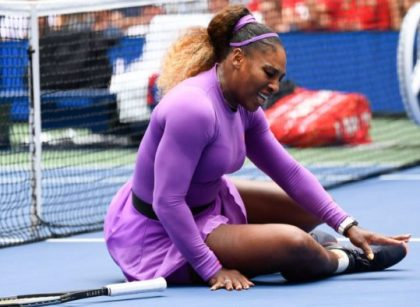 US Open: Serena advances to quarter-finals despite ankle injury/newsheadline247