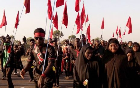 IGP warns IMN over procession, says group activities are banned in Nigeria/newsheadline247