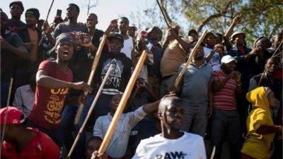 Xenophobia: One killed, five injured in fresh deadly attacks in S'Africa
