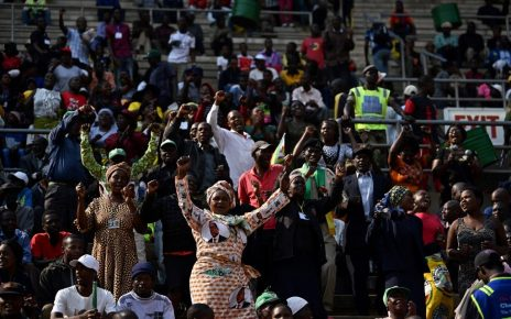 Xenophobic attacks: South Africa's president booed at Mugabe's funeral/newsheadline247