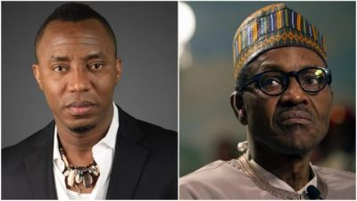 RevolutionNow: We are ready for Buhari's govt ridiculous charges, Sowore declares/newsheadline247.com