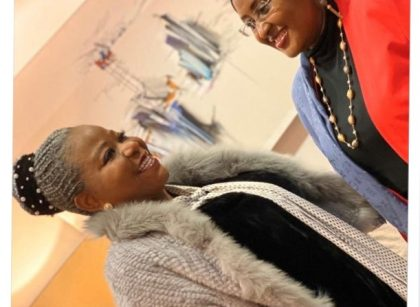 Home bound – Aisha Buhari departs UK for Nigeria/newsheadline247