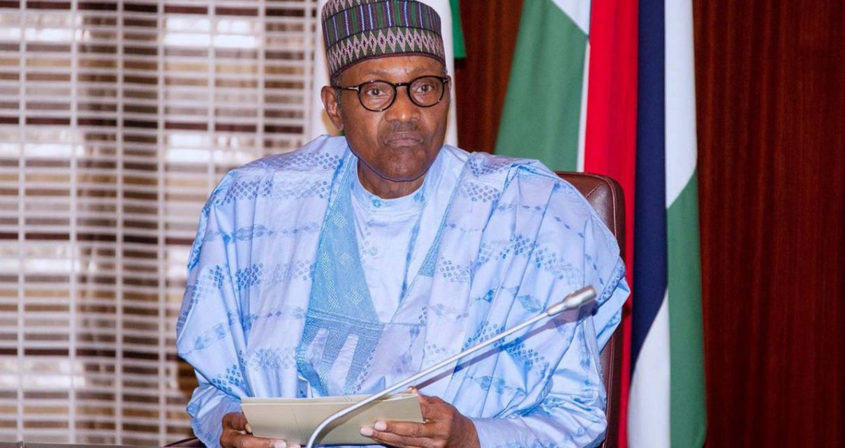 Stop paying salary to workers not on IPPIS – Buhari/newsheadline247.com