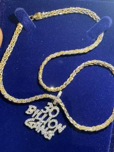Davido set to buy N36m customised jewelry for Zlantan, others