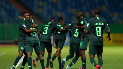 newsheadline247.com/FIFA U17 World Cup: Nigeria's Golden Eaglets trash Hungary in 4-2 comeback win