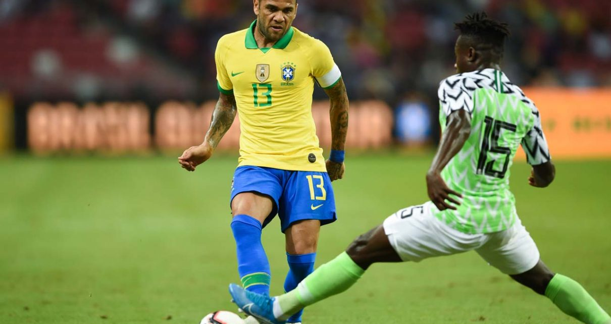 Neymar limps off as Brazil draw with Eagles/newsheadline247.co