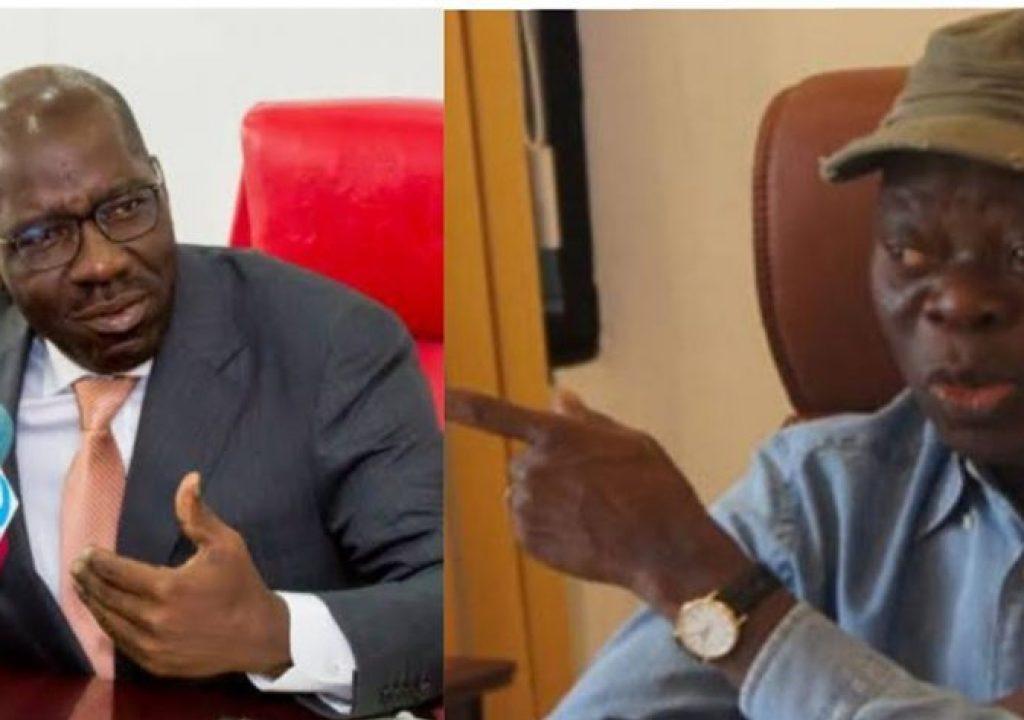 Edo: Obaseki planning to dump APC, says Oshiomhole
