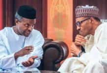 "Osinbajo describes Buhari as ""best boss"", says I'll remain loyal/newsheadline247.com"