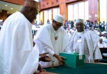 2020 budget: President Buhari's speech at National Assembly [Full Text]/newsheadline247.com