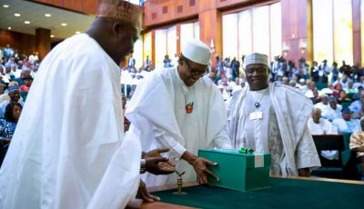 2020 budget: President Buhari's speech at National Assembly [Full Text]/newsheadline247.com