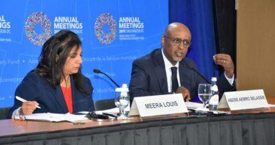 IMF backs Nigeria on closure of its borders, urges speedy resolution of issue