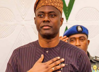 Oyo: I won't interfere in Ibadan traditional chieftaincy system – Makinde/newsheadine247.com