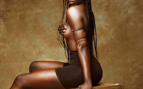 Photos: Tiwa Savage displays half naked 'black, bold & beautiful'/newsheadline247.com