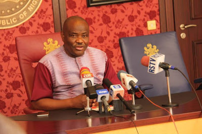 Supreme Court upholds Wike's election