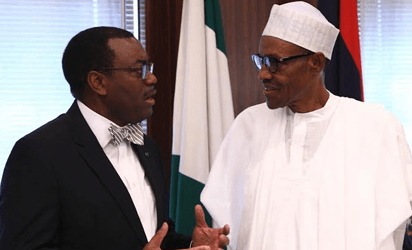 Buhari nominates Adesina for re-election as AfDB President/newsheadline247.com