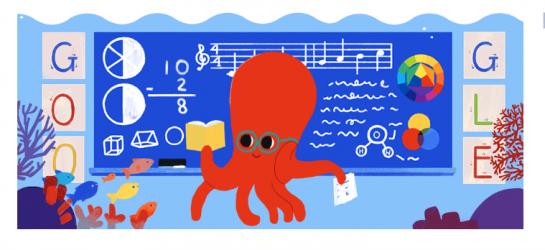 Google celebrates World Teachers' day, pays tribute with doodle/newsheadline247