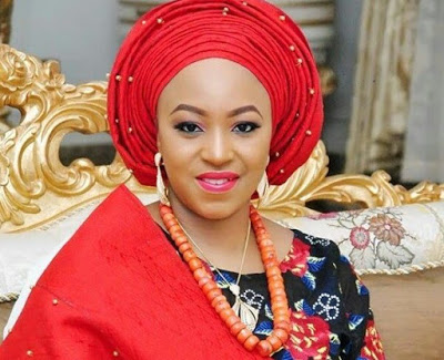 newsheadline247.com/I married at age 16 as 'a stark illiterate' – Bauchi governor's wife, Aishatu reveals