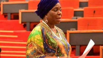 newsheadline247.com/Former minority leader, Biodun Olujimi sworn in as senator