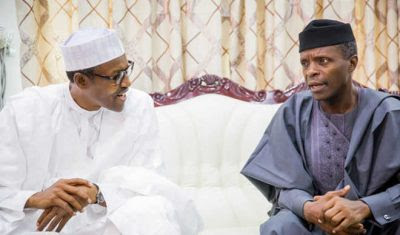 newsheadline247.com/Buhari's senior aides allegedly engage in shouting match over sack of Osinbajo's staff - News