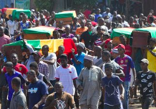 newsheadline247.com/Fresh protests held in tense Guinea capital