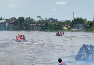 Bayelsa Guber Poll: Boat carrying journalists on election duties capsizes
