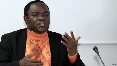 Only bomb differentiates FG from Boko Haram, says Bishop Kukah