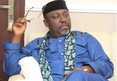 newsheadline247.com/Okorocha predicts APC extinction after Buhari's tenure