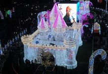 newsheadline247.com/ZENITH BANK HERALDS YULETIDE SEASON WITH LIGHT-UP OF AJOSE ADEOGUN STREET, VICTORIA ISLAND, LAGOS
