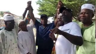 [Video] Heads of Akiogun Ruling House, community leaders, others pick Aremo Adesegun Oniru as next Oniru of Iruland