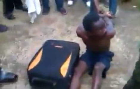 newsheadline247.com/Man Caught With Dead Baby In A Suitcase