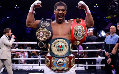 Sweet revenge as Joshua tactically defeats Ruiz to reclaim world titles